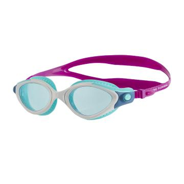 Speedo Female Biofuse Flexi Goggle - Diva/Pepperment