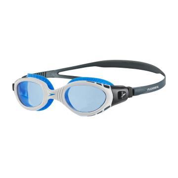 Speedo Futura Biofuse Flexi Goggle - Oxide Grey/Blue