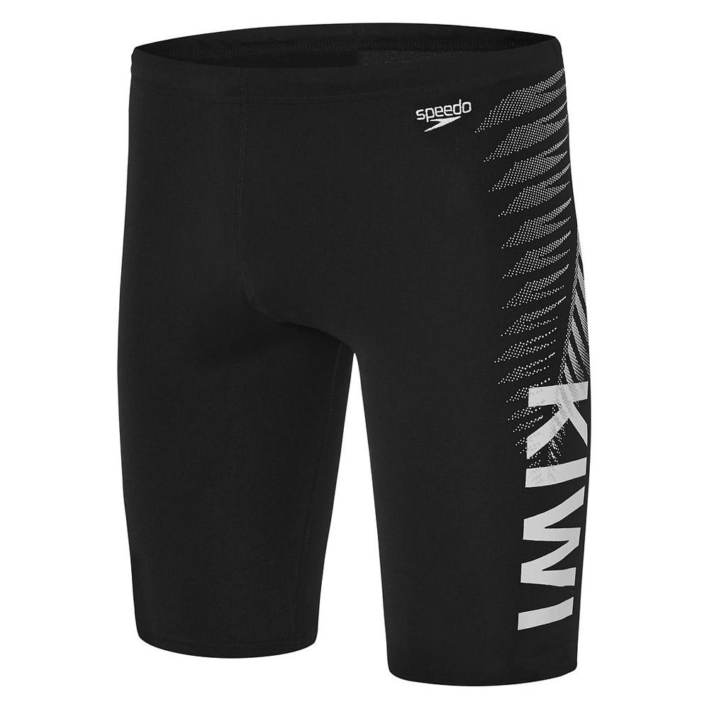 Boy's Endurance+ New Zealand Jammer Swim Shorts