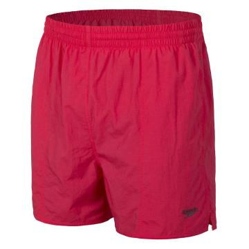 Speedo Men's Solid Leisure Swim Shorts