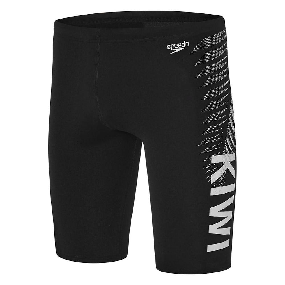 Men's Endurance New Zealand Jammer Swim Shorts
