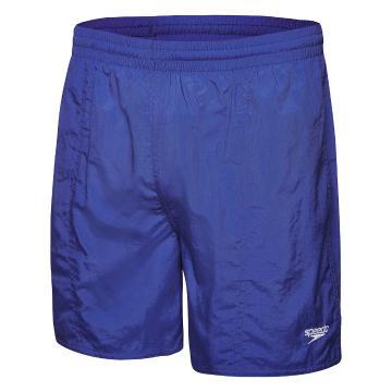 Speedo Men's Solid Leisure Swim Shorts - Speed