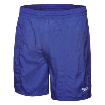 Speedo Men's Solid Leisure Swim Shorts