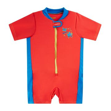 Speedo Toddler Float Suit - Lava Red