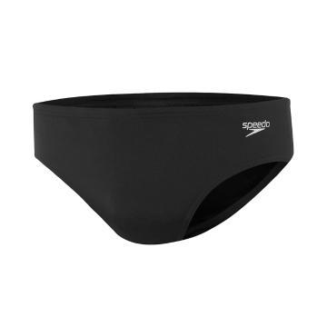 Speedo Men's Endurance+ 8cm Swim Briefs - Black