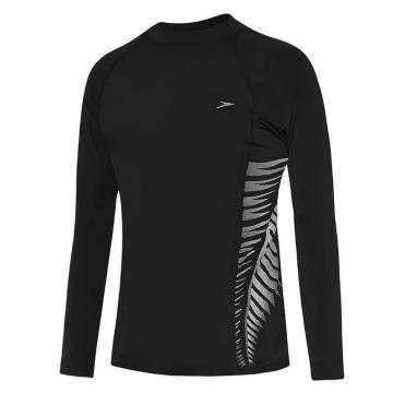 Speedo Boy's Endurance+ Kiwi Long Sleeve Sun Top