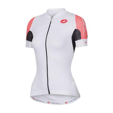 Castelli 2016 Women's Certezza Full Zip Cycle Jersey