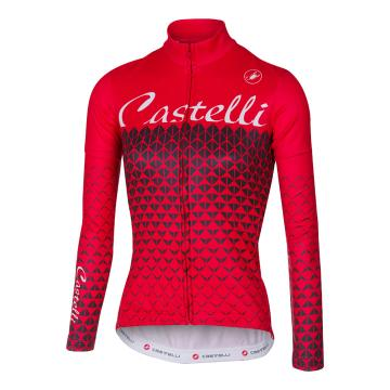 Castelli 2018 Women's CIAO Jersey - Front Zip