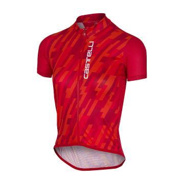Castelli Future Racer Kid's Jersey - Red