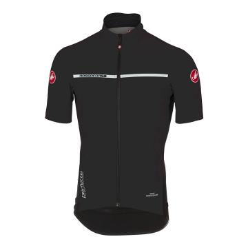 Castelli Perfetto Light 2 Jacket Short Sleeve - Light Black
