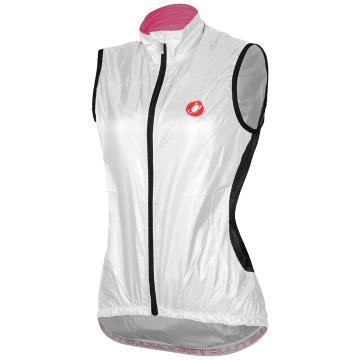 Castelli Women's Velo Vest - White