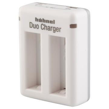 Ecellerate HAHNEL Duo Charger for GoPro HERO4