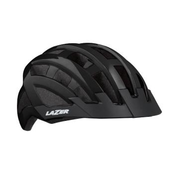 Lazer Compact Helmet - Matte Black