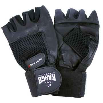 Gladiator Weight Lifting Gloves - Goat Leather