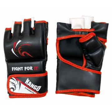 Gladiator MMA Gloves PUV - Black/Red