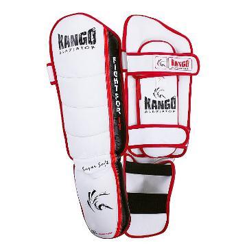 Gladiator Boxing Shin In Step - Soft Tech L/XL (Pair)