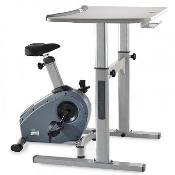 LifeSpan Fitness C3-DT5 Bike Desk