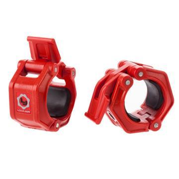 Lock-Jaw Oly 2 Collar Set - Red