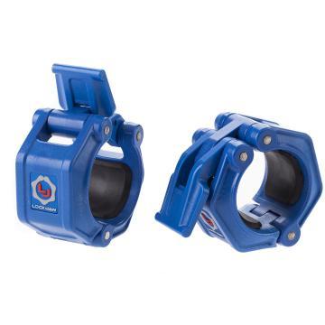Lock-Jaw Oly 2 Collar Set - Blue