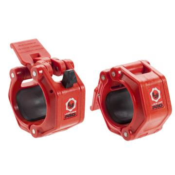 Lock-Jaw Pro 2 Collar Set - Red