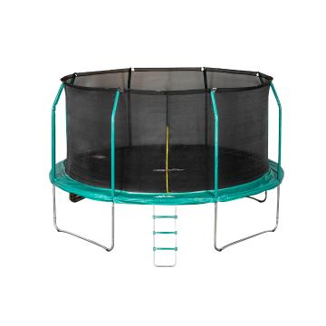 Max Air Trampoline Green 14ft