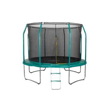 Max Air Trampoline Green 10ft - Green