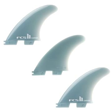FCS II Glass Flex Carver Fins - Medium