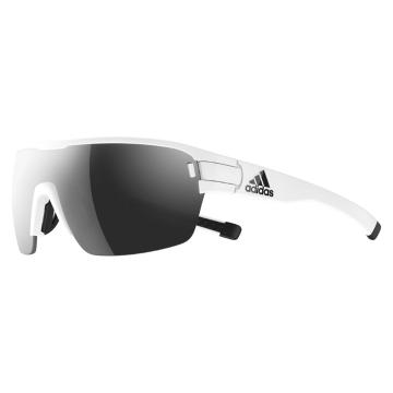 Adidas Zonyk Aero - Matt White/Chrome Mirror Lens