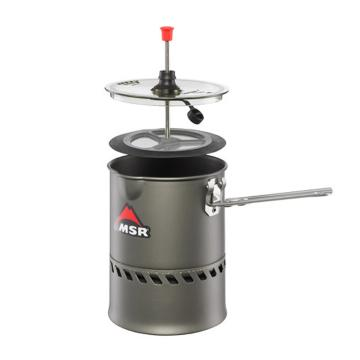 MSR Coffee Press Kit: Reactor 1.0