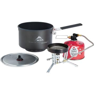 MSR Windburner Group Cooking System 2.5L