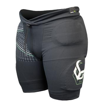 Demon 2018 Men's Flex-Force Protective Shorts