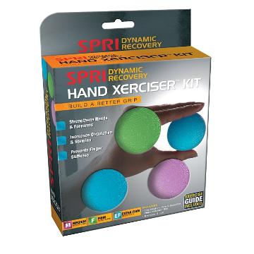 SPRI Hand Therapy Kit
