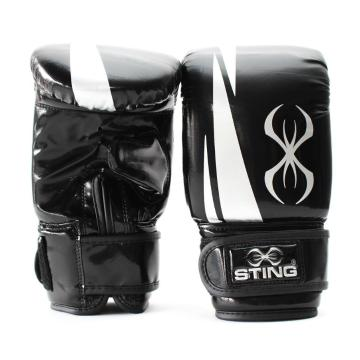 Sting ArmaPro Bag Mitts - Black/Silver