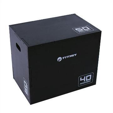 Titan Plyometric Box 40/50/60