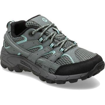 Merrell Kids Moab 2 Low Lace Shoes - Sedona Sage