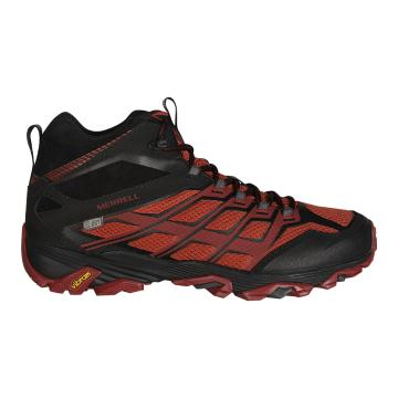 Merrell Men's Moab FST Mid Hiking Shoes