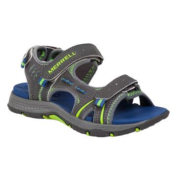 Merrell Youth Panther - Grey/Blue