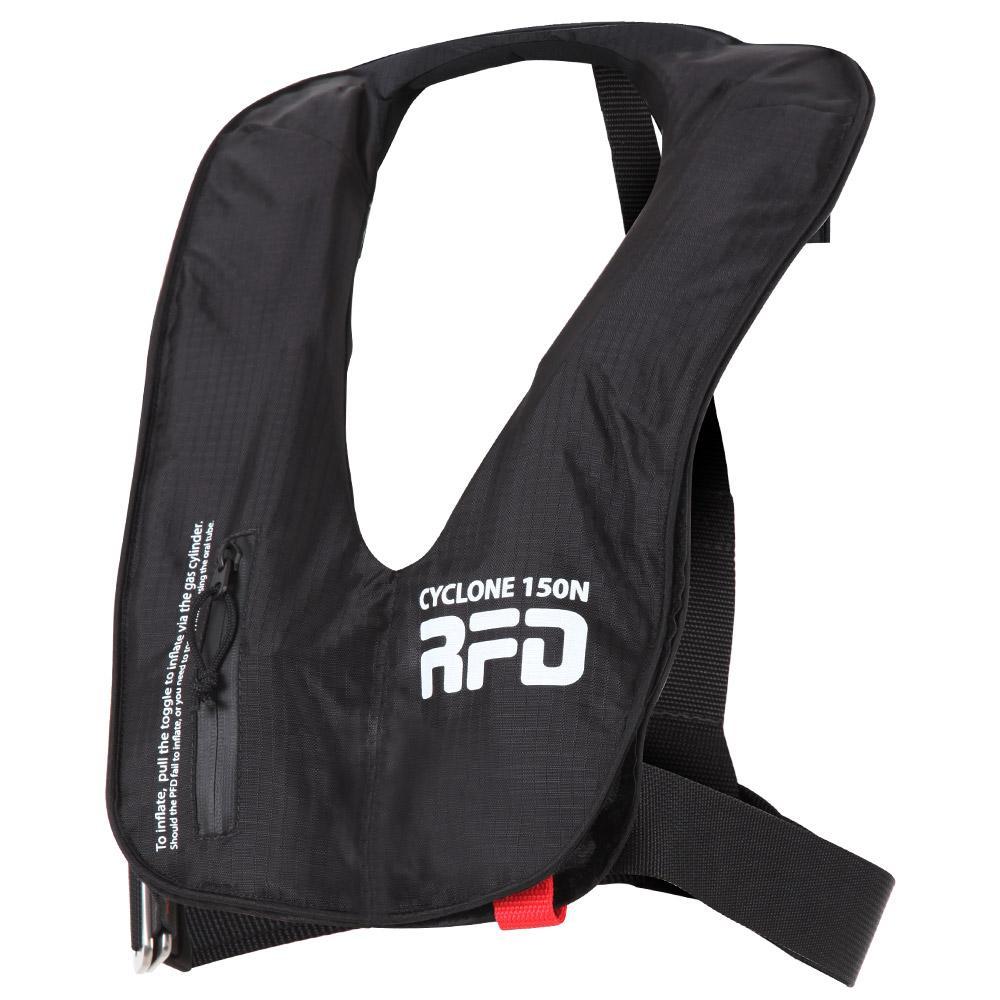 Cyclone Inflatable Lifejacket Manual - Adult