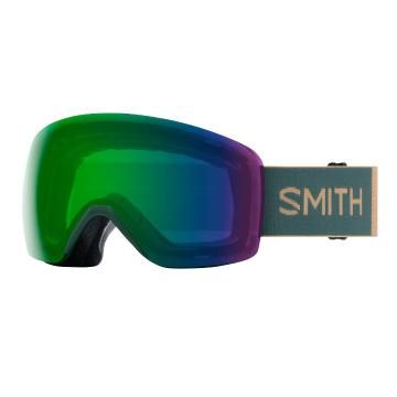 Smith 2021 Skyline Goggles - Spruce Safari Cpop EdayGrnMirr