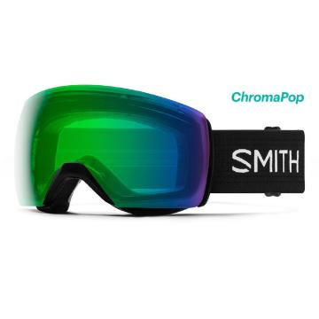 Smith 2021 Skyline XL Goggles - Black/CP Everyday Green Mirror