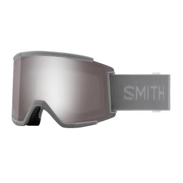 Smith 2021 Squad XL Goggles - Cloudgrey Cpop Sun Plat Mirror