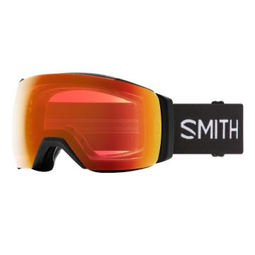 Smith 2021 I/O Mag XL Goggles - Black/CP Everyday Red Mirror