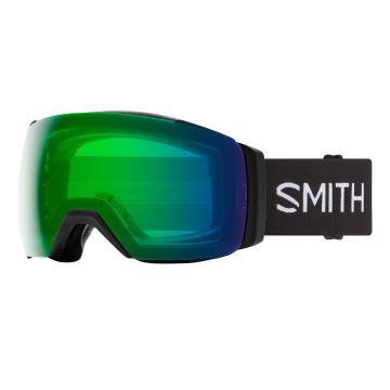 Smith 2021 I/O Mag XL Goggles - Black/CP Everyday Green Mirror