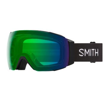 Smith 2021 I/O Mag Goggles - Black/CP Everyday Green Mirror