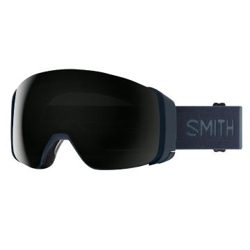 Smith 2021 4D Mag Goggles - French Navy Cpop Sun Black