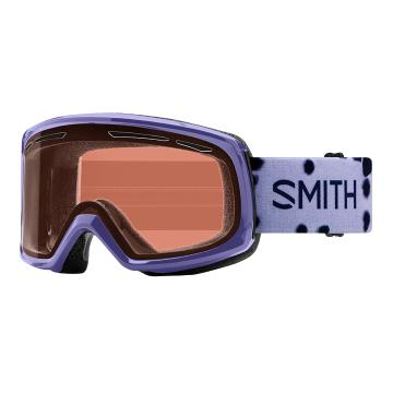 Smith Women's Drift Snow Goggles - Dusty Lilac Dots / Rc36