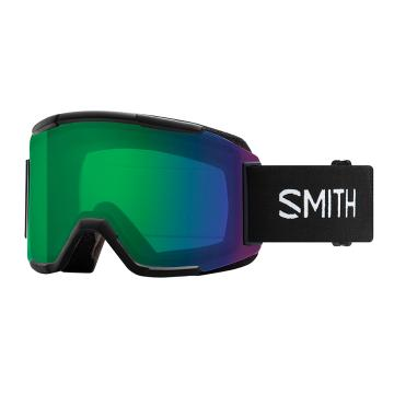 Smith 2019 Squad ChromaPop Snow Goggles - Black/CP Everyday Green Mirror