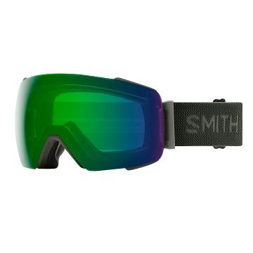 Smith I/O Mag ChromaPop Snow Goggles - SageFlood/CPEverydayGreenMirro
