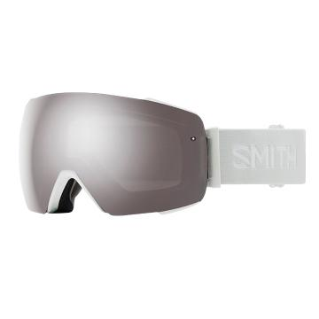 Smith I/O Mag ChromaPop Snow Goggles - WhiteVapor/CPSunPlatinumMirror