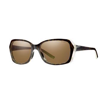 Smith Facet ChromaPop Sunglasses - Apple Tortoise/Polarized Brown